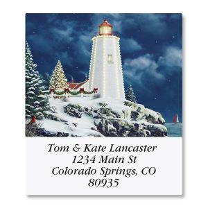 Christmas Light  Select Address Labels
