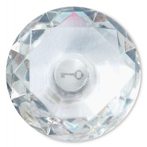 Clear Gem Magnets