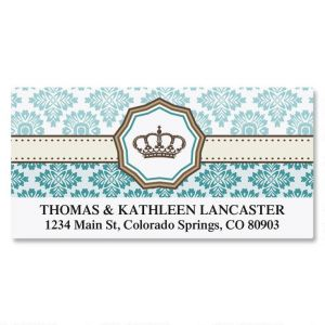 Crown Deluxe Address Labels