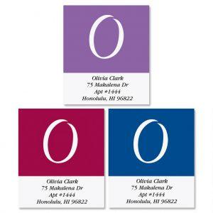 Elegant Select Address Labels
