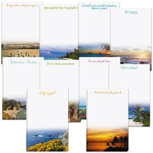 Escape from Reality Memo Pad Sets