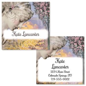 Face of Finchley Double-Sided Business Cards