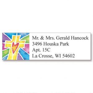Faith Classic Address Labels