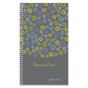 Flower Sky Personalized Journal