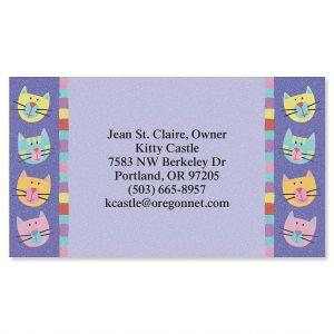 Fun Cats Business Cards