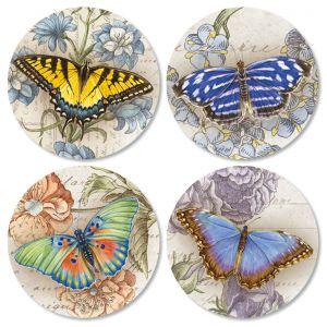 Flutter Envelope Seals (4 Designs)