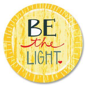 Be The Light Envelope Seals