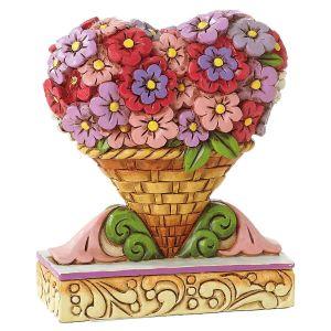 Heart Figurine by Jim Shore