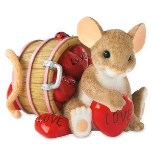 I Love You A Whole Bushel by Charming Tails®