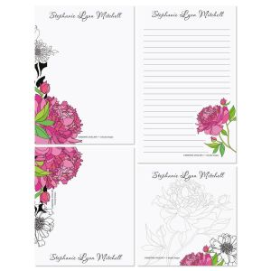 Just One Memo Pad Set