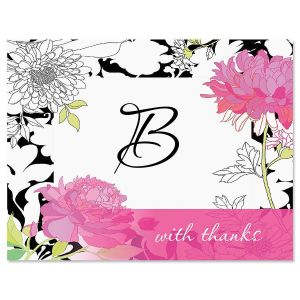 Just One Thank You Cards