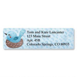 Little Cuties Classic Address Labels  (12 Designs)