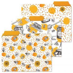 Oh Sweet Honey File Folders  (3 Designs)