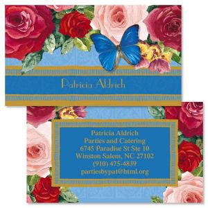 Rediscover Double-Sided  Business Cards
