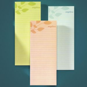 Sage Advice Memo Pads  (3 Colors)