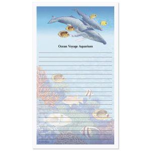 Sea Life Notepad
