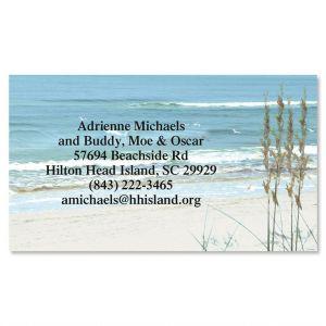 Seashore Business Cards