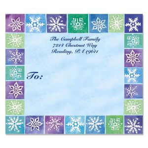 Seasons on Parade Package Labels  (6 Designs)