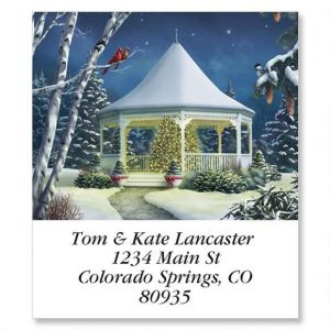 Shining Brightly Select Address Labels