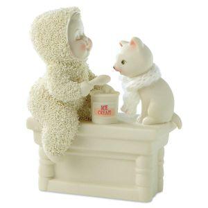 Snowbabies™ Scoop to Soothe the Soul Figurine