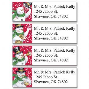 Snowmakers Classic Address Labels   (4 Designs)