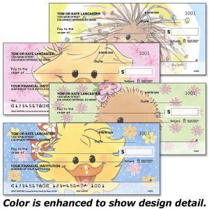 Suzy's Zoo Personal Checks