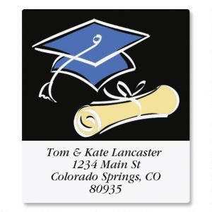 The Graduate Select Address Labels