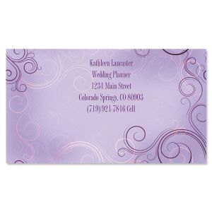 Vogue Business Cards