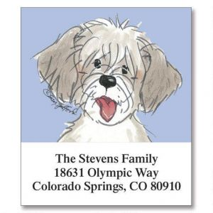 Wags™ Select Address Labels  (6 Designs)