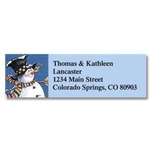Winter's Nest Classic Address Labels