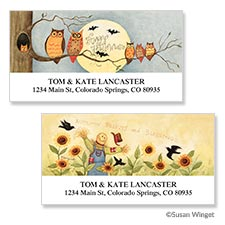 Shop Susan Winget Labels at Colorful Images