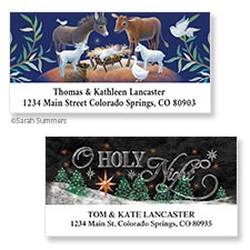 Shop Faith & Religious Labels at Colorful Images