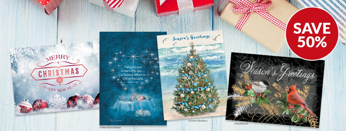 Deliver Your Warmest Holiday Wishes! Shop Christmas Cards