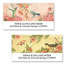 Shop Birds Labels at Colorful Images