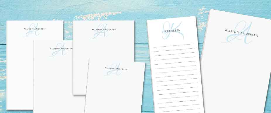Shop Note Pads at Colorful Images