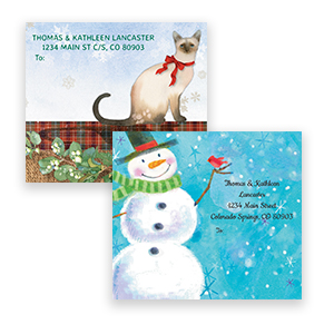 Shop Package Labels at Colorful Images