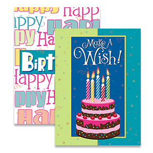 Shop Birthday Cards at Colorful Images