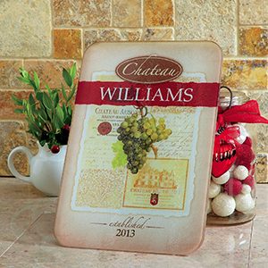 Shop Personalized Kitchen Gifts at Colorful Images