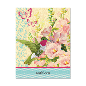 Shop Personalized Note Cards Labels at Colorful Images