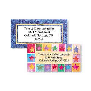 Shop Art and Graphic Labels at Colorful Images