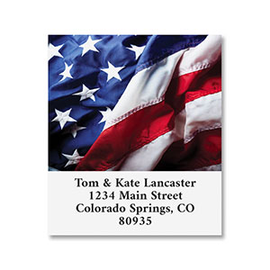 Shop 4th of July Labels at Colorful Images