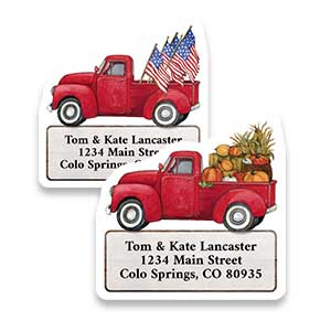 Shop Diecut Labels at Colorful Images