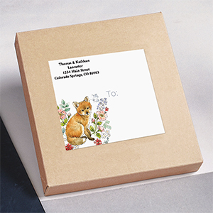 Shop Package Labels