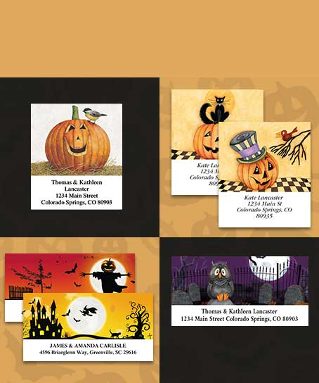 Shop Labels at Colorful Images