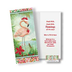 Shop Christmas Slimline Cards at Colorful Images