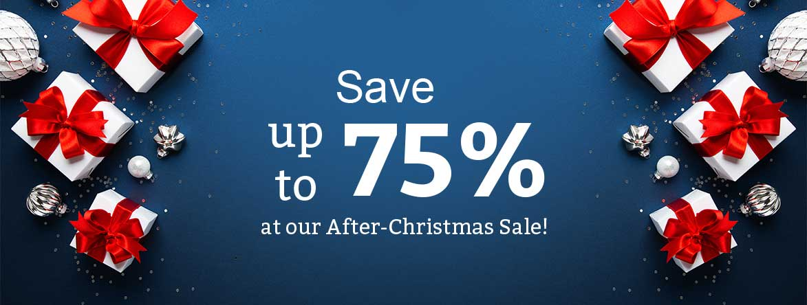 Shop After-Christmas Sale and save up to 75% at Colorful Images