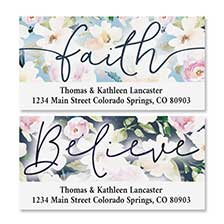 Shop Faith, Inspiration and Love Labels at Colorful Images