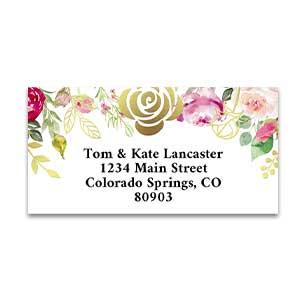 Shop Foil Labels at Colorful Images