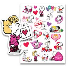 Shop Stickers at Colorful Images