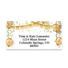 Shop Occasions Labels at Colorful Images